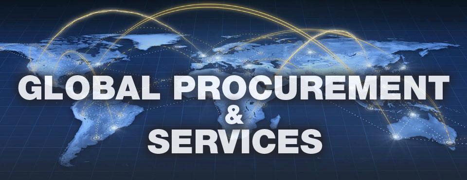 Global Procurement & Services